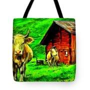 La Vaca Tote Bag