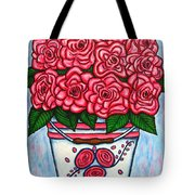 La Vie En Rose Tote Bag