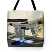 Laboratory Fluorescent Microscope Tote Bag