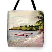 Laborie Beach  Tote Bag