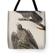 Labrador Falcon Tote Bag