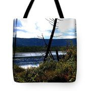 Labrador Pond Tote Bag