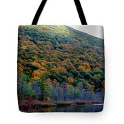 Labrador Pond Hillside Tote Bag