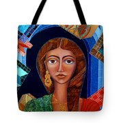 Labyrinth Of Memoirs Tote Bag