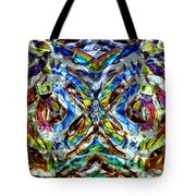 Labyrinth Of The Mind  Tote Bag
