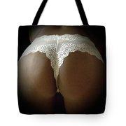 Lace Tote Bag
