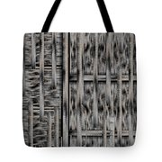 Lace Landscape Abstract Shimmering Lovely In The Dark Tote Bag