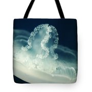 Lacey Jellyfish Tote Bag