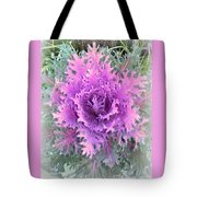 Lacey Plant Tote Bag
