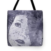 Lack Of Interest - Silver Tote Bag