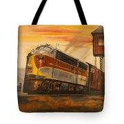 Lackawanna Fast Freight Tote Bag