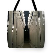 Lacma Lights 8 Tote Bag