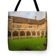 Lacock Abbey Cloisters 1 Tote Bag