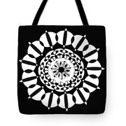 Lacy Tote Bag