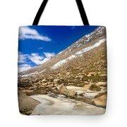 Ladakh  Tote Bag