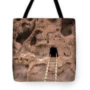 Ladder To The Ruin Tote Bag