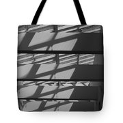 Ladders In The Sky Tote Bag