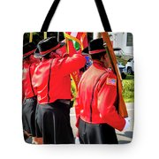 Ladies Auxiliary Palenville Fire Department 8 Tote Bag