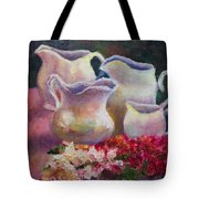 Ladies In Waiting Tote Bag