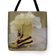 Ladies Tea Iv Tote Bag