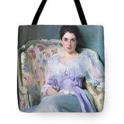 Lady Agnew Tote Bag