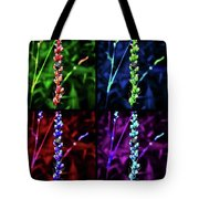 Lady Beetle Confetti Tote Bag