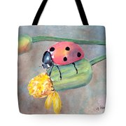 Lady Bug - Lady Bug... Tote Bag