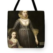 Lady Cavendish Later Countess Tote Bag