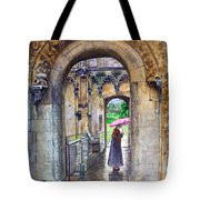 Lady Chapel Tote Bag