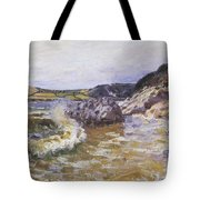Lady Cove Tote Bag