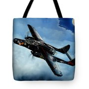 Lady In The Dark Tote Bag