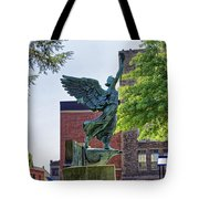 Lady Justice Tote Bag
