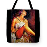Lady Justice Mini Tote Bag