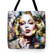 Lady Maddy Tote Bag