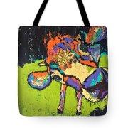 Lady Marmalade Tote Bag