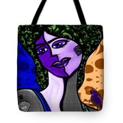 Lady Me Tote Bag