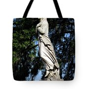 Lady Of Grace Tote Bag