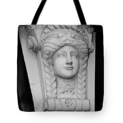 Lady Of The House Athlone Ireland Tote Bag