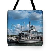 Lady Of The Lake Wisconsin Tote Bag