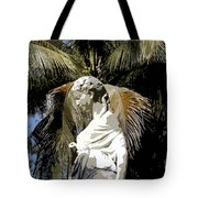 Lady Of The Palms Tote Bag