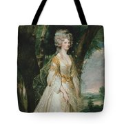 Lady Sunderlin Tote Bag