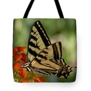 Ladybug And Tigertail Tote Bag
