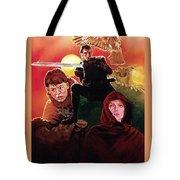 Ladyhawke Tote Bag