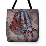 Lady's Hats Tote Bag