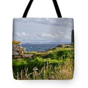 Lady's Tower Tote Bag