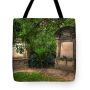Lafayette Crypts 1 Tote Bag