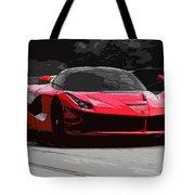 La Ferrari Tote Bag