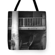 Lafittes Patio At The Absinthe House Tote Bag