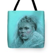 Lagertha Shieldmaiden Tote Bag