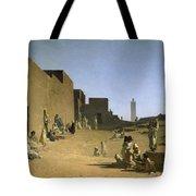Laghouat In The Algerian Sahara Tote Bag